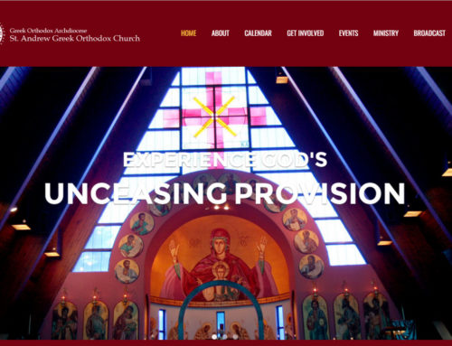 Miami Church Website